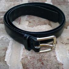 """Belt - Seville Genuine Leather Alligator Stamped Belt - 36"""" Length - 1"""" Height"""