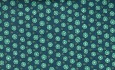 Moda Sandy Gervais Christmas Cotton Quilt Fabric Eat Drink Be Ugly Navy 1 yd