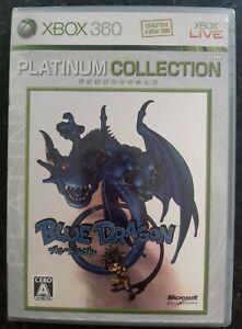 Blue Dragon Platinum Edition Japanese Xbox 360