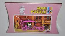 MORDILLO Mini-Puzzle HEYE 1988 Western - complete