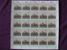 """GERMANY -1991 """" 750th ANNIVERSARY of HANNOVER - Sheet 25 """" F/Used SG2338."""