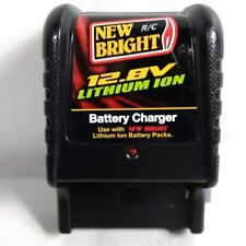 Charger 12.8V R/C New Bright Radio Car Battery Charger Lithium Ion