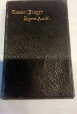 Vintage book common prayer Hymns A. & M. 11cm x 7cm
