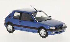 Peugeot 205 GTI Année de construction 1992 Bleu Métallique 1 43 GTI Collection