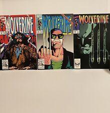 New listing Marvel Comics Wolverine Comic Bundle