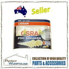 Osram Fog Breaker 12V H1 2600K Yellow Fog Lamp Light Bulb Headlight Globe 62150