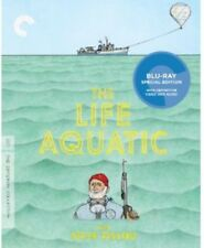 The Life Aquatic With Steve Zissou (Criterion Collection) [New Blu-ray]