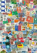 4 Kilo 50,000 stamps THE NETHERLANDS COMMEMORATIVES OFF PAPER from CHARITY