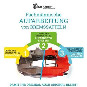 Aufarbeitung Bremssattel 44/36mm Vorderachse vorne Porsche 911 993 944 Audi RS2