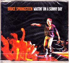 CD SINGLE BRUCE SPRINGSTEEN waitin' on a sunny day AUSTRIA 2003 4-TRACKS SEALED