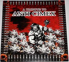 Anti Cimex Tribute LP - Various Artists / Vinyl (2005) Hardcore Punk