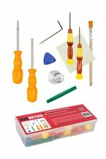 EVORetro Nintendo 10 in 1 Screw Driver Repair Toolkit for N64, NES, SNES, WIIU