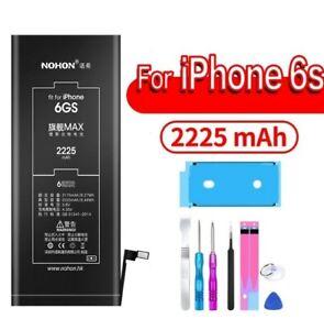Batteria 2225 mAh iphone 6S NOHON Versione Oro potenziata