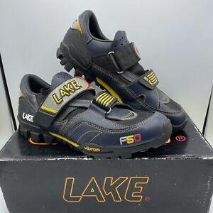 LAKE MX160 FSD mtb cycling shoes uk 9.5 /eur 44 original box RRP £69.99
