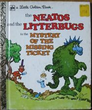 B000WS7J5E The Neatos and the Litterbugs in the Mystery of the Missing Ticket
