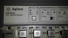 Agilent E8401A C-Size VXI High Power Mainframe Fully Loaded. Fedex Shipping