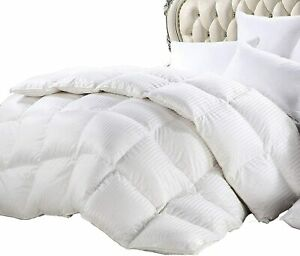 Siberian Goose Down Ultimate Luxury Duvet Quilt 4.5,10.5,13.5tog and All Seasons