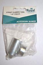 """Royal Eyelet Closing Tool 1/2"""" 13mm No.837653"""
