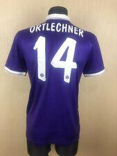 AUSTRIA WIEN 2014/2015 ORTLECHNER HOME PLAYER ISSUE FOOTBALL SOCCER SHIRT NIKE