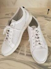 KITON  SNEAKERS  WHITE SIZE 10 US 9 UK.  Retail price $1495