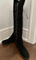 Michael Kors /New /Womens Skye Back Lace Up Over Knee Suede Boots /Size 10M