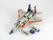 Transformers G1 Starscream Seeker No Missiles, Landing Gear
