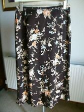 Marks and Spencer Viscose Party Floral Skirts for Women
