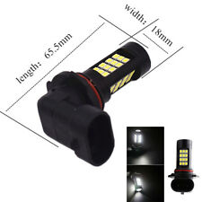 2PCS 9006 HB4 6500K 2835 LED Type fog lights Bulbs Increase visibility at night