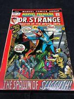 Marvel Premiere Comic Book #4 Dr. Strange 1972 Boarded/Bagged Ungraded