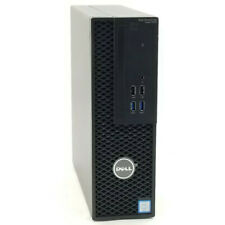 Dell Precision 3420 Tower Core i5-6600 3.3GHz 16GB RAM 500GB HDD DVDRW Win 10