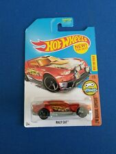 Hot Wheels 2017 Digital Circuit Rally Cat new htf chase treasure no number