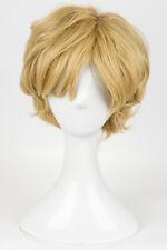 Sailor Moon Sailor Uranus Wig Tenoh Haruka Cosplay Wig Styled Hair Wigs + Cap