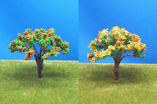 NS85B-10pcs & NS85I-10pcs Scale Train Sencery Set Model Trees HO N