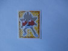 Autocollant Stickers POKEMON Collection MERLIN N° 107 TYGNON !!!