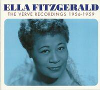 ELLA FITZGERALD THE VERVE RECORDINGS 1956 - 1959 - 3 CD BOX SET