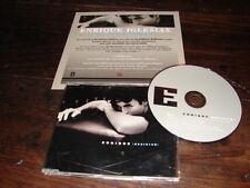 ENRIQUE IGLESIAS - ADDICTED!RARE FRENCH PRESS/KIT + CD