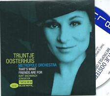 TRIJNTJE OOSTERHUIS ft BURT BACHARACH That's What Friends Or For