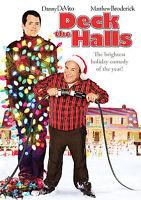 Deck the Halls DVD NEW  Sealed Danny Devito Matthew Broderick Christmas