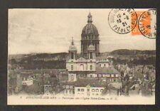 BOULOGNE-sur-MER (62) VILLAS & EGLISE NOTRE-DAME en 1921
