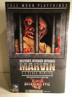 "MARVIN Full Moon Playthings Decadent Evil 1:1 Scale 13"" Replica Figure NOS"