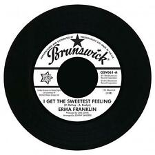 ERMA FRANKLIN I Get The Sweetest Feeling NORTHERN SOUL 45 (OUTTA SIGHT) CLASSIC