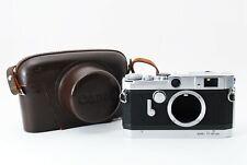Canon VT de Luxe 35mm Film Télémètre Ltm Corps Appareil Photo De Japon #681385