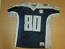 Mens Bulldogs stitched jersey sz M Md Med