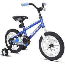 Joystar Pluto Series 18-Inch Ride-On Kids Bike w/ Kickstand, Blue (For Parts)