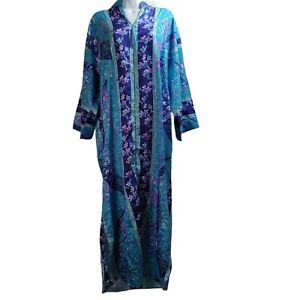 Sante Womens NWT Size M Kaftan Lounge Dress