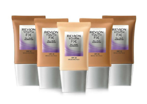 Revlon Youth FX Fill and Blur SPF20 Foundation 30ml  --Choose shade---