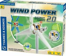 THAMES & KOSKOS WIND POWER 2.0