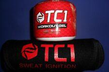 TC1 SWEAT Waist Belt +TC1 Sweat Gel 6 oz