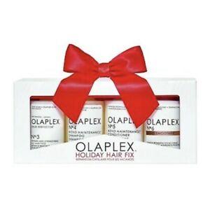 Olaplex Holiday Hair Fix 3,4,5,6! Brand New Still in package!