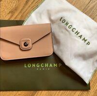 Longchamp Le Pliage Heritage Wallet on Chain